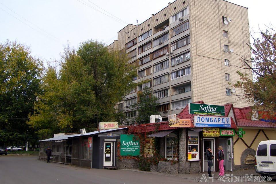 Продам квартиру Киев, Рокоссовского Маршала пр-т 3