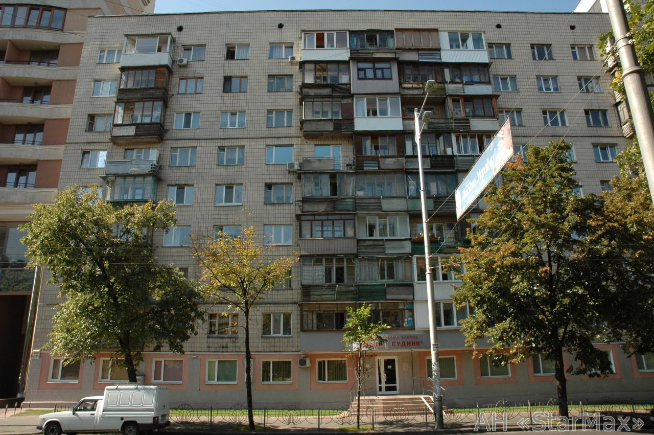 Фото 3 - Продам квартиру Киев, Жилянская ул.