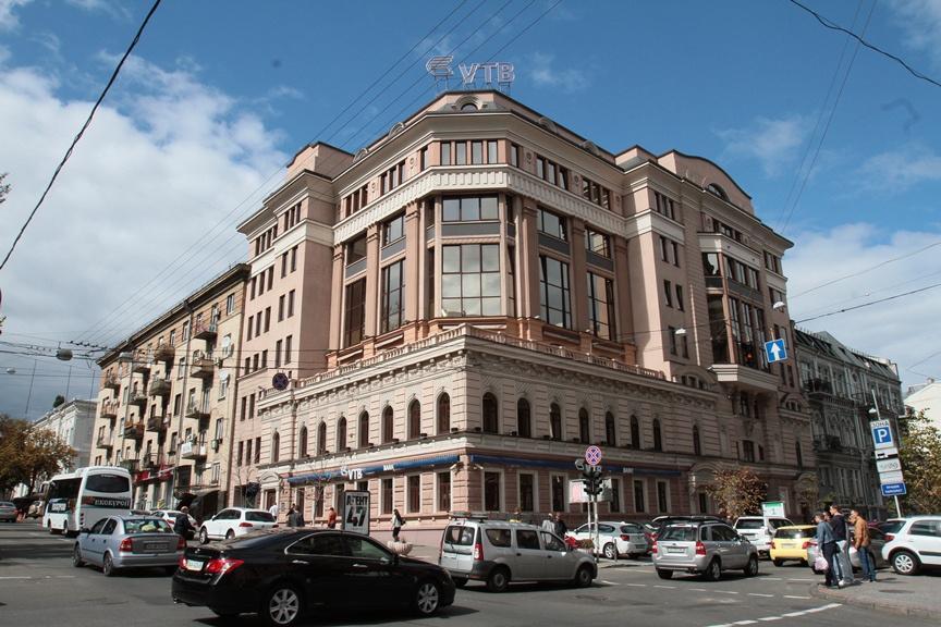 Продам офисное здание Киев, Пушкинская ул. 3