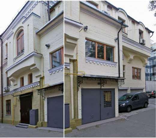 Продам офисное здание Киев, Борисоглебская ул.
