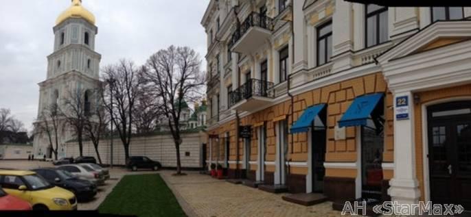 Сдам торговое помещение Киев, Владимирская ул.