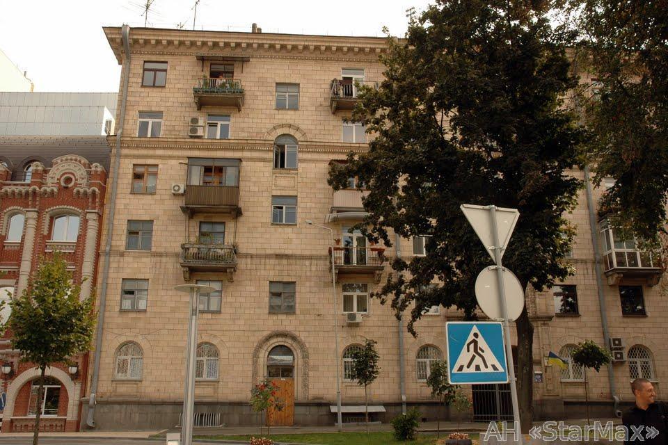 Продам офисное помещение Киев, Владимирская ул. 3