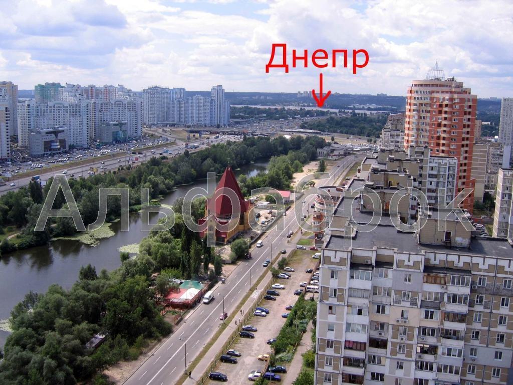Продам апартаменты Киев, Срибнокильская ул.