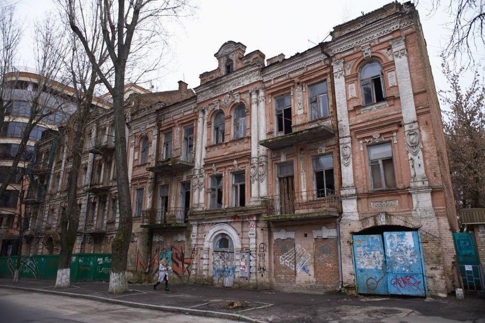 Продам офисное здание Киев, Дмитриевская ул. 2