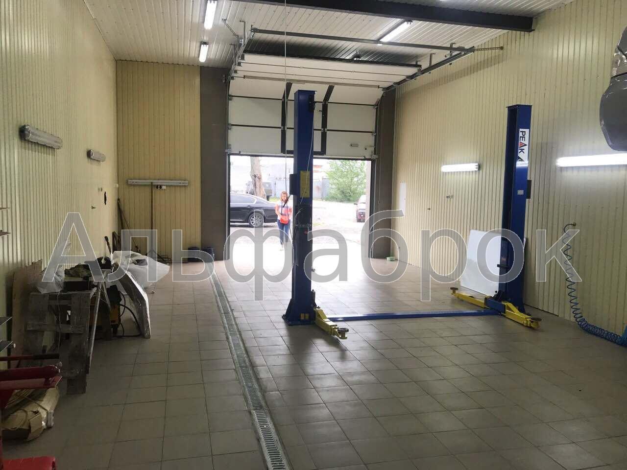Продам автосервис Киев, Пуховская ул.