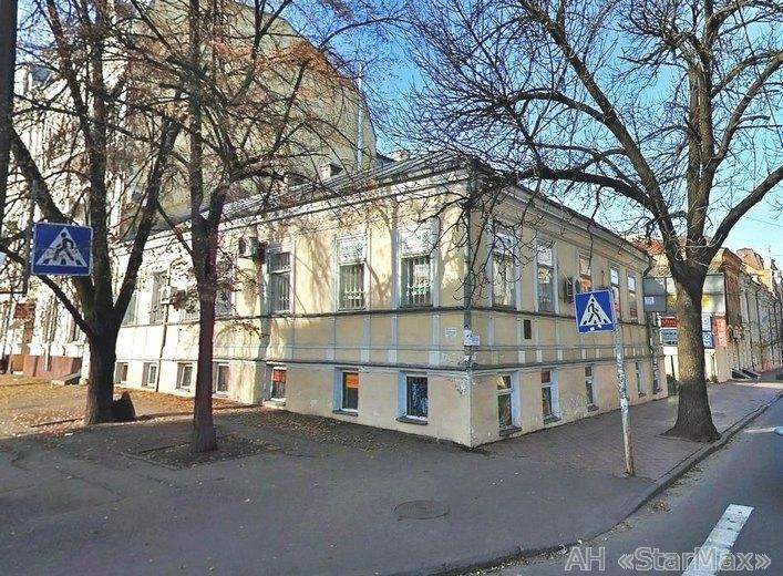 Продам отдельно стоящий офис Киев, Константиновская ул. 3