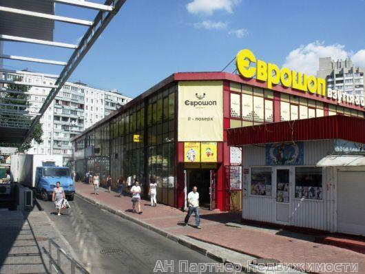 Фото - Продам торговый центр Киев, Малышко Андрея ул.