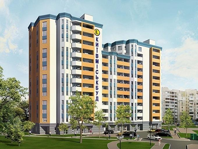 Продам квартиру несданный новострой Киев, Драгоманова ул.