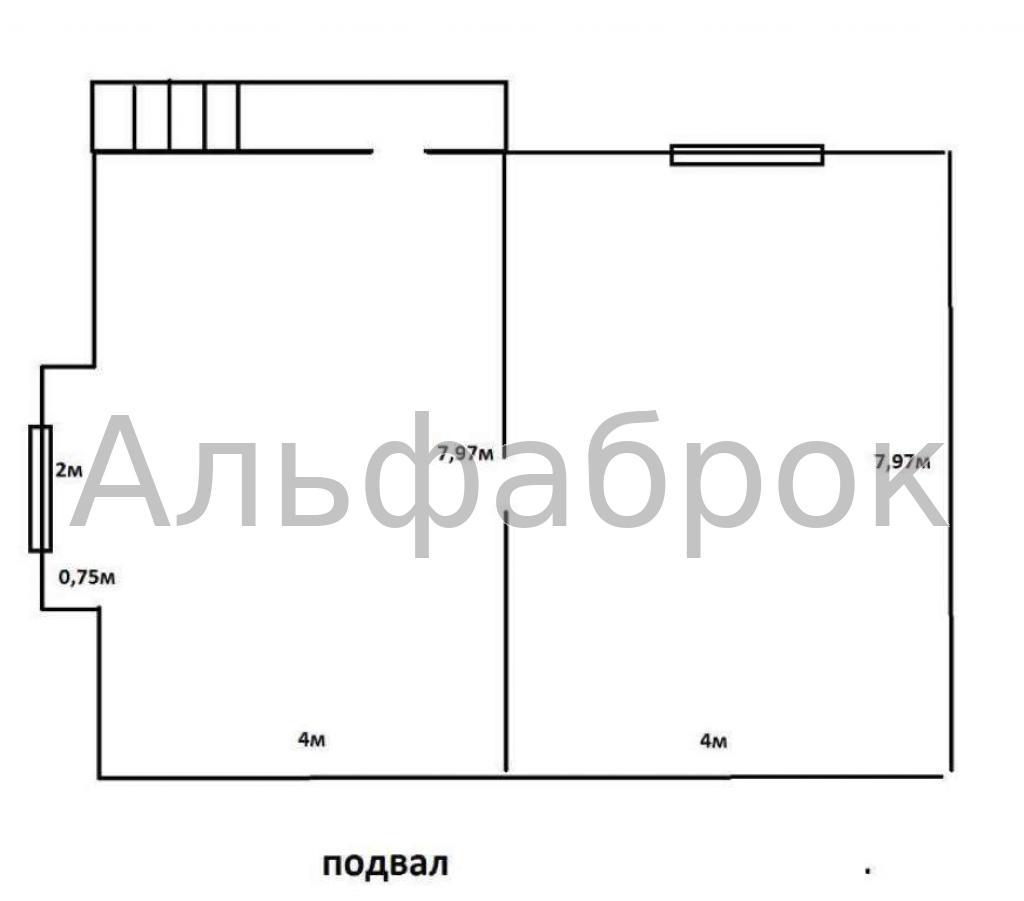 Продам дом Буча, Яблонская ул. 5