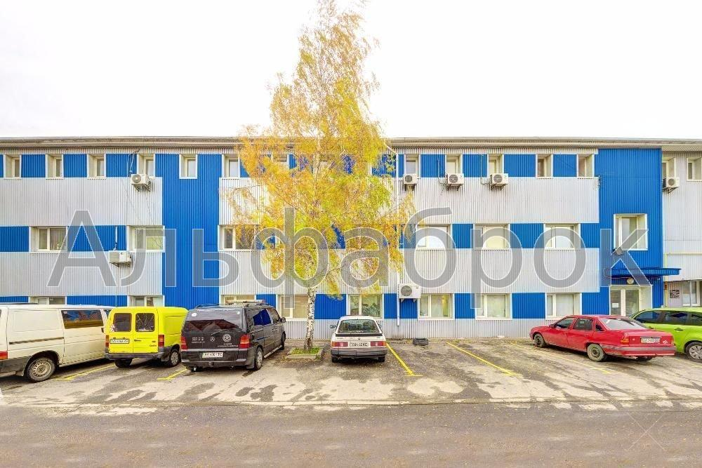 Продам офисное здание Киев, Красноткацкая ул.