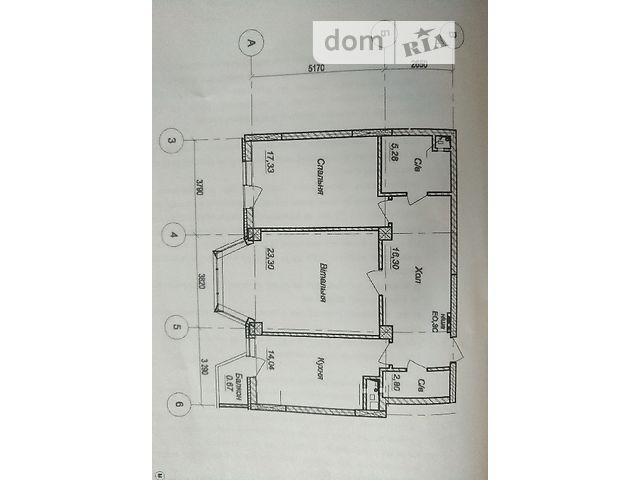 Продам квартиру Киев, Ломоносова ул. 5