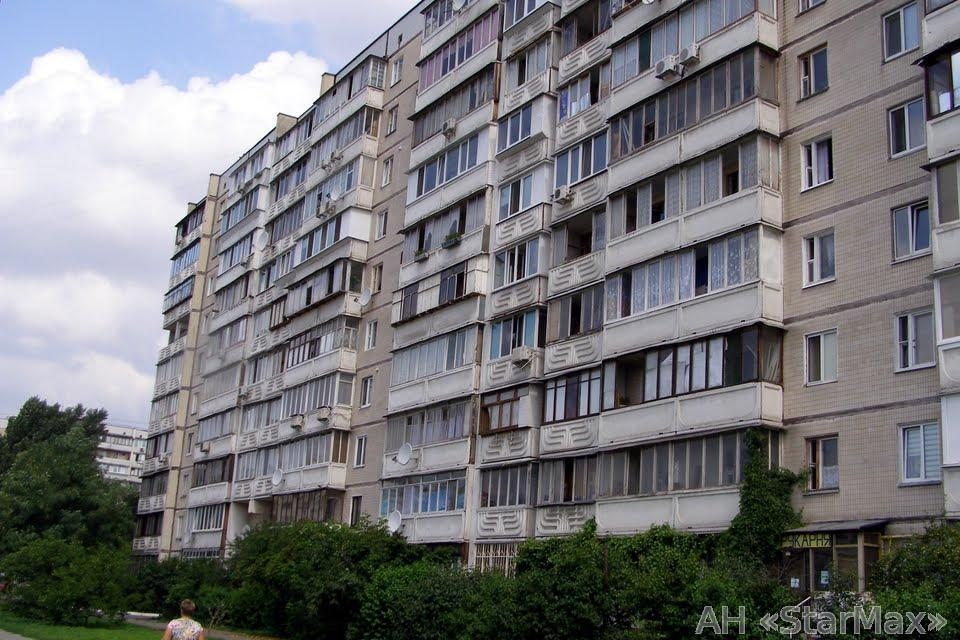 Продам квартиру Киев, Тростянецкая ул.