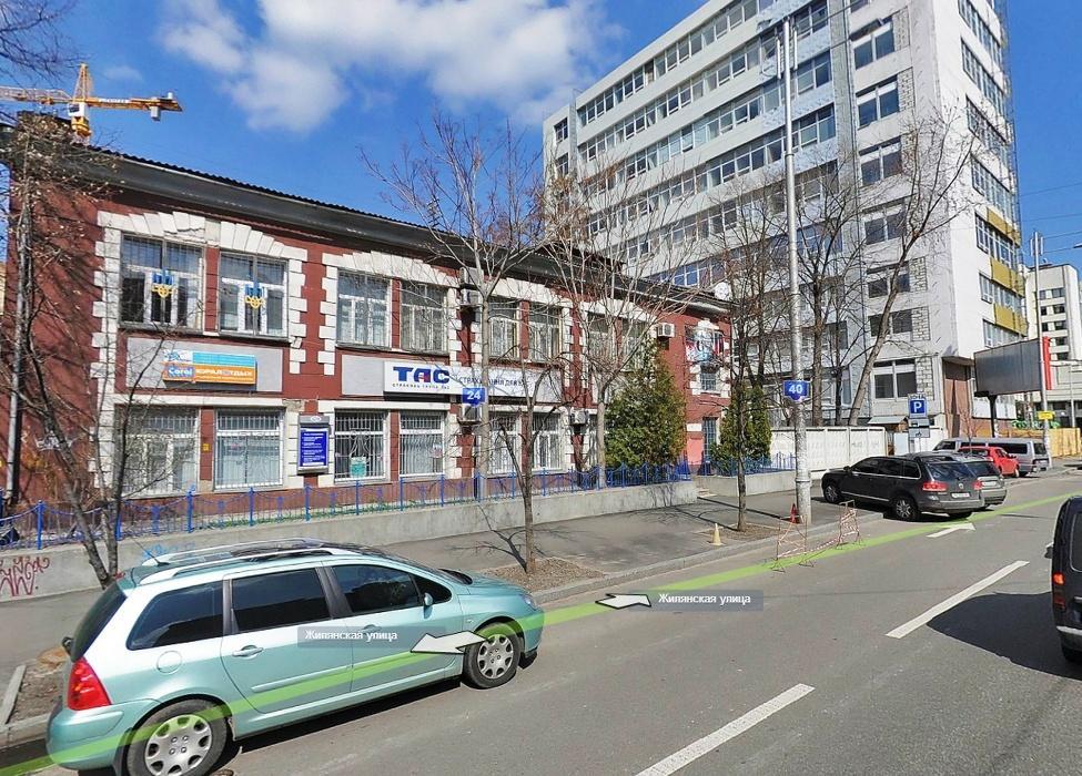 Продам офисное помещение Киев, Жилянская ул. 5