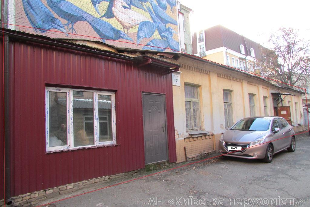 Продам офисное здание Киев, Рейтарская ул. 3
