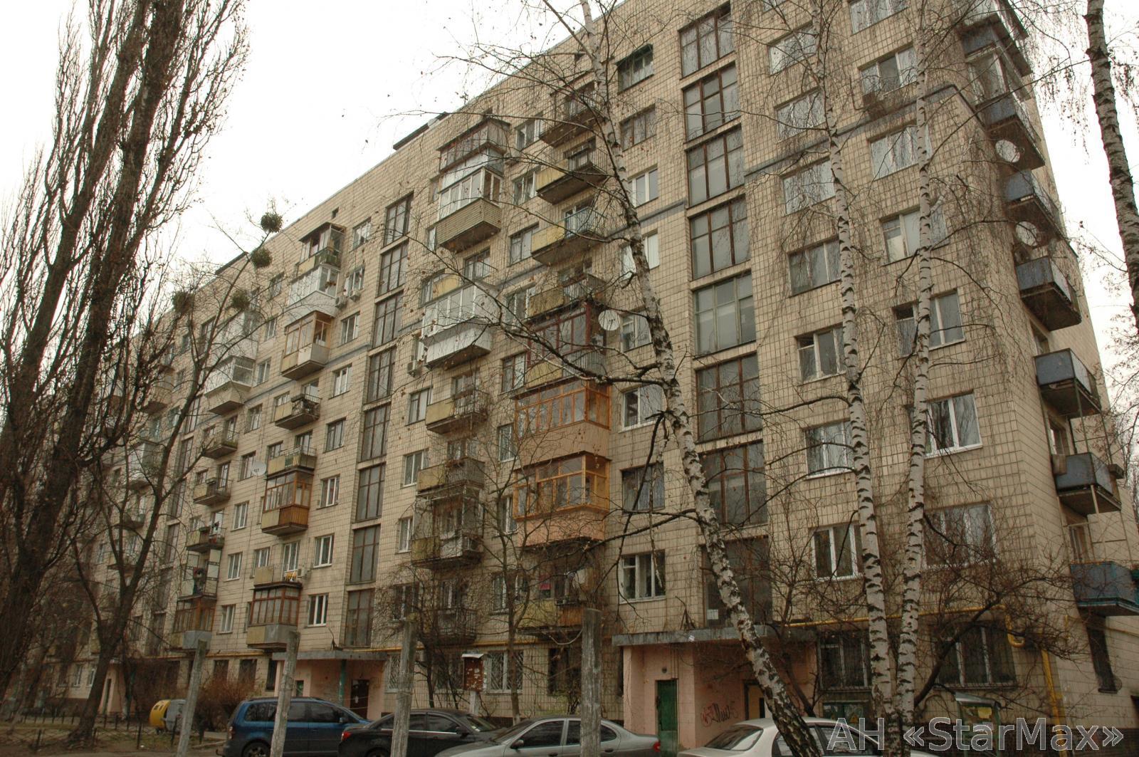 Фото 3 - Продам квартиру Киев, Семашко ул.
