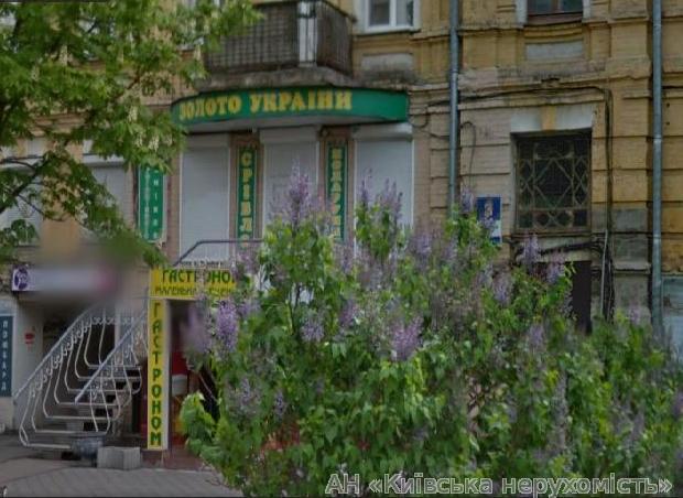 Сдам торговое помещение Киев, Немецкая ул.