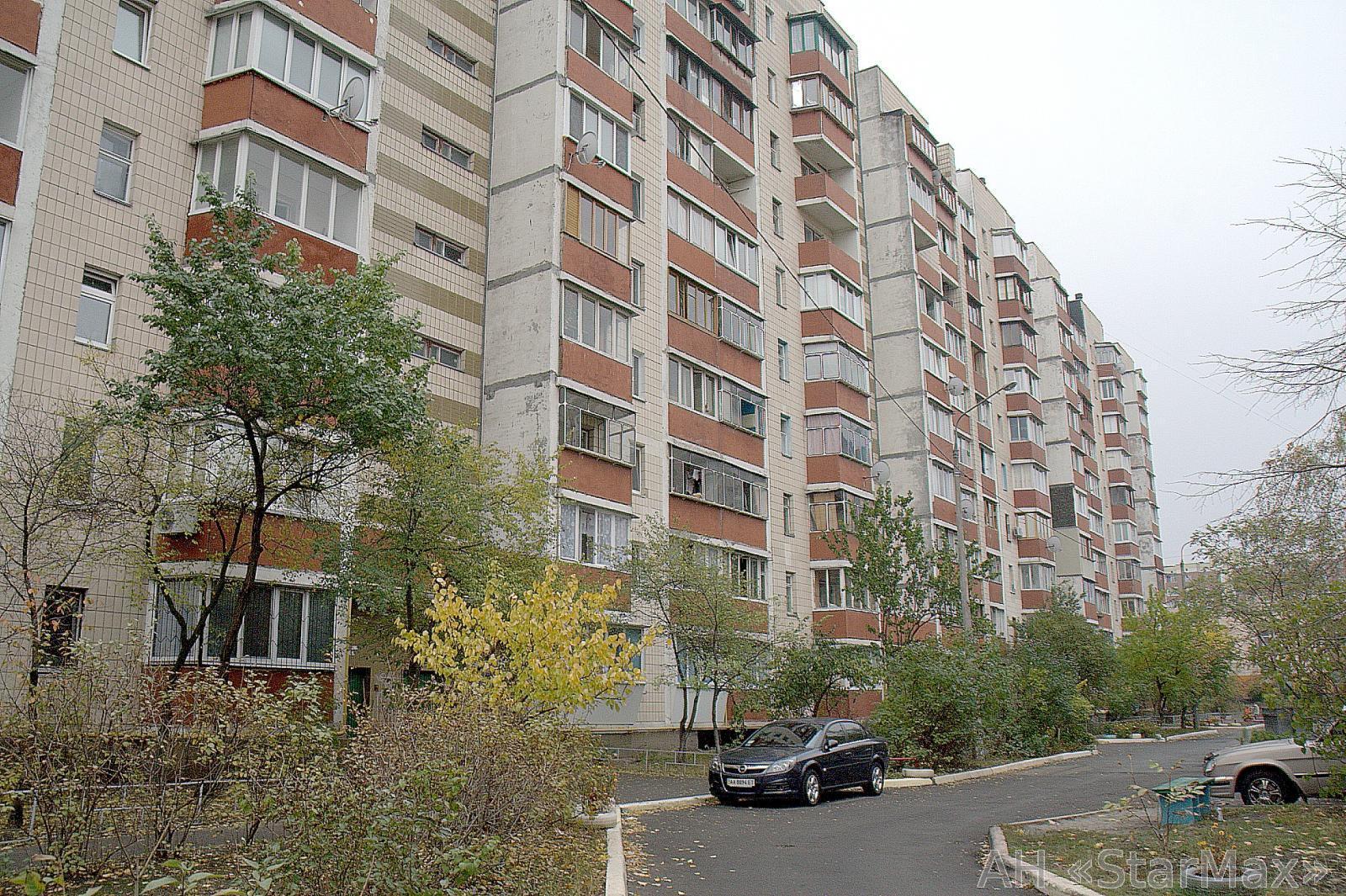 Фото 2 - Продам квартиру Киев, Быкова Леонида бул.