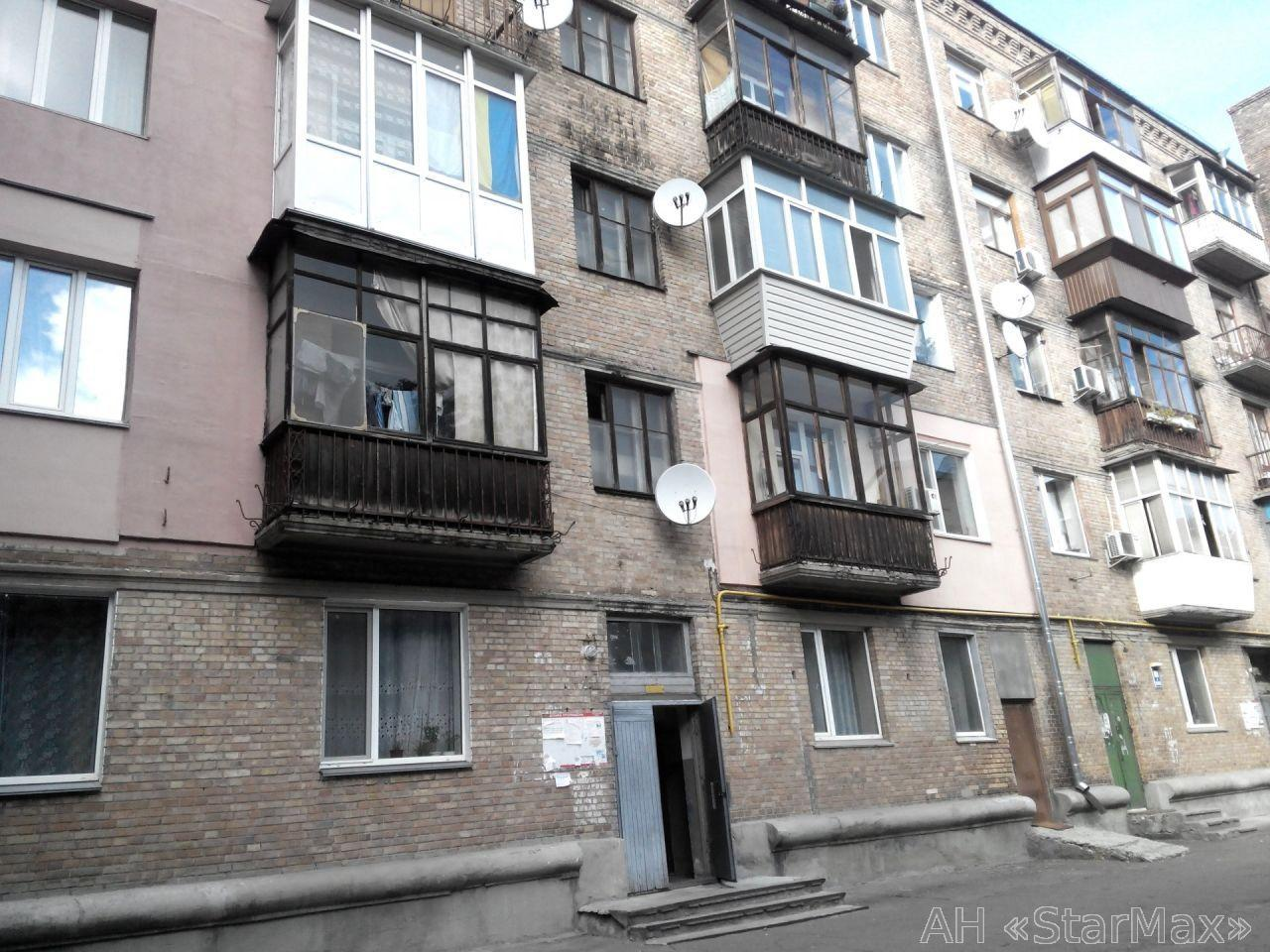 Продам квартиру Киев, Родимцева Генерала ул.