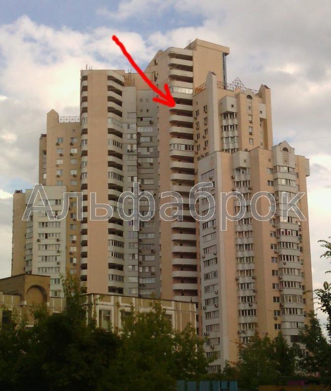 Продам апартаменты Киев, Срибнокильская ул. 2