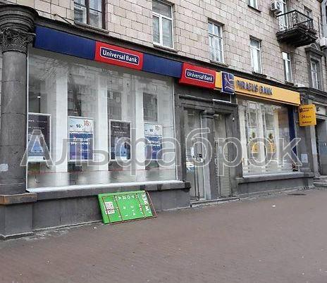 Продам торговое помещение Киев, Большая Васильковская ул.