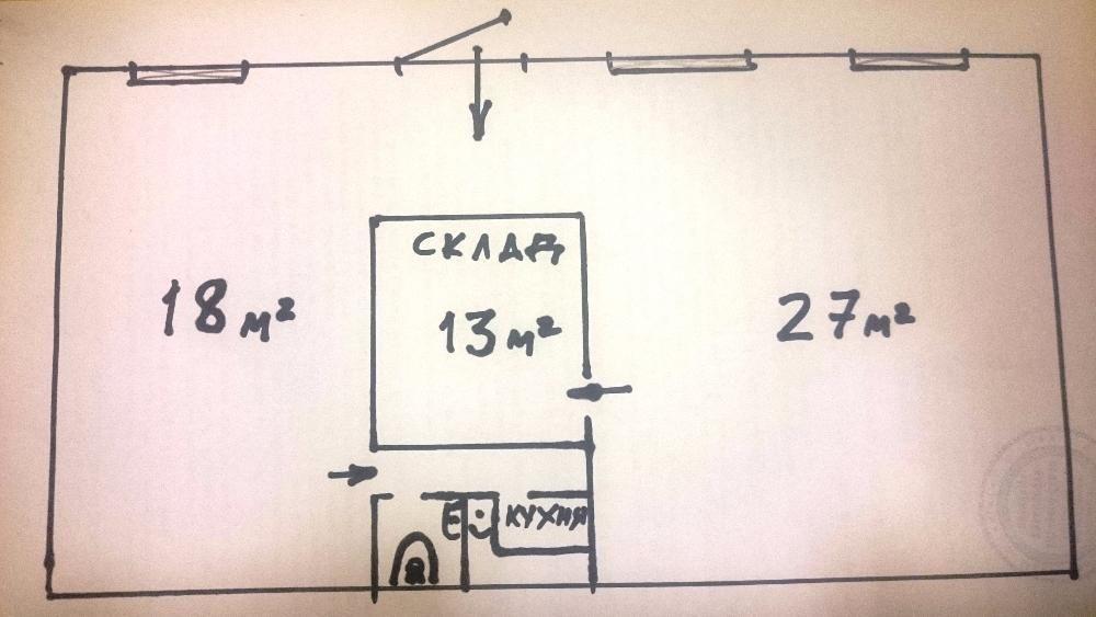 Продам офисное помещение Киев, Гоголевская ул. 4
