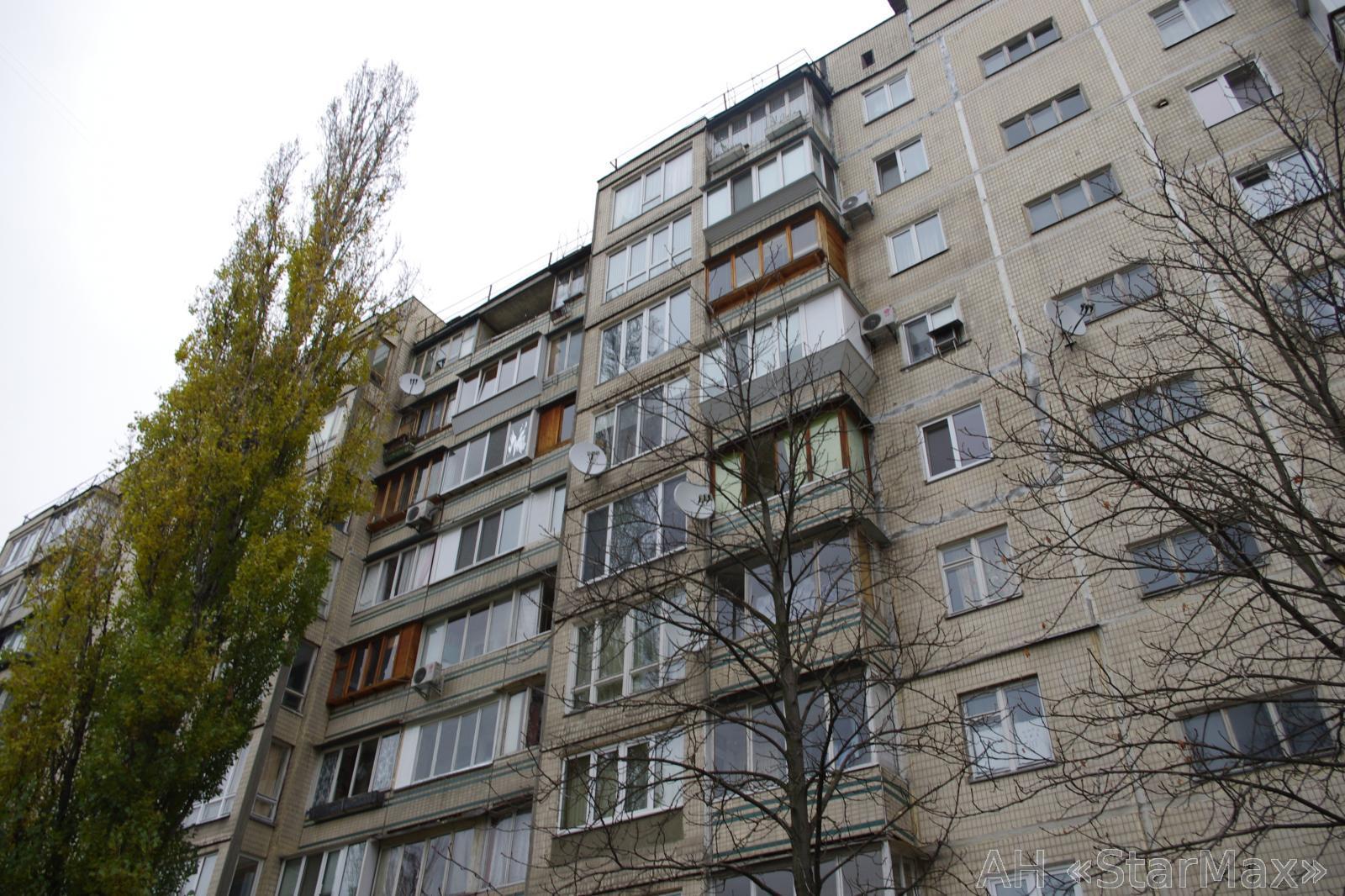 Фото 2 - Продам квартиру Киев, Тимошенко Маршала ул.