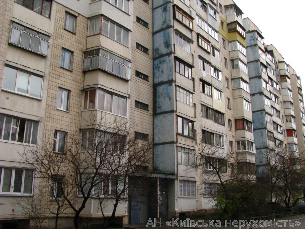 Продам квартиру Киев, Академика Ефремова ул. 3