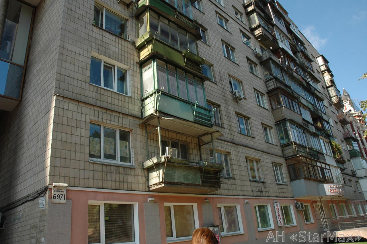 Фото 2 - Продам квартиру Киев, Жилянская ул.