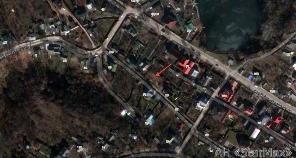Продам участок дачный Киев, Закарпатская ул. 3