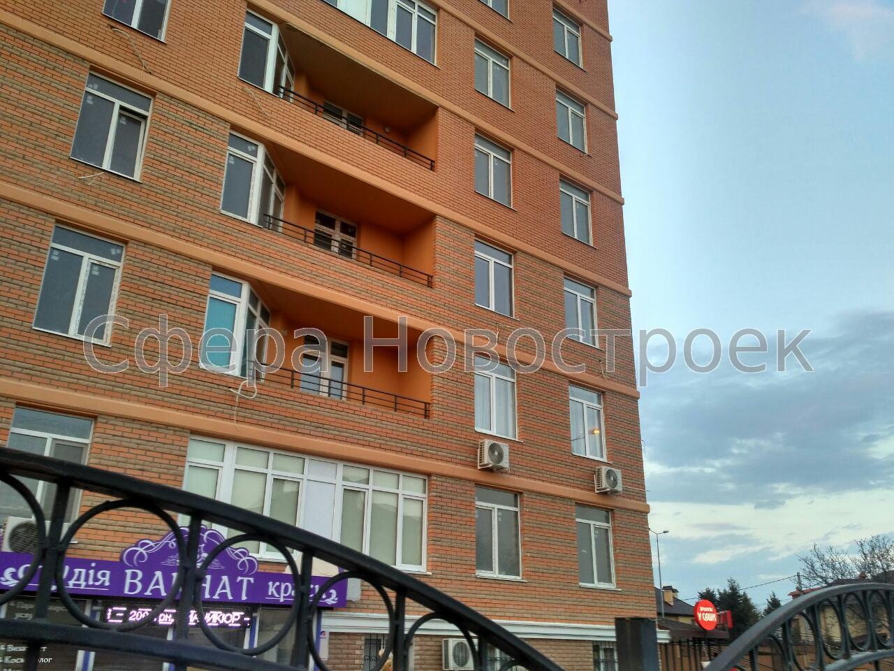 Продам квартиру ЖК «Дмитриевский» Одесса, Жаботинского ул. 3