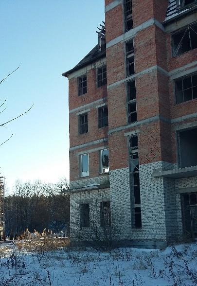 Продам нежилую недвижимость недостроенный объект Козин, Новая ул. 2