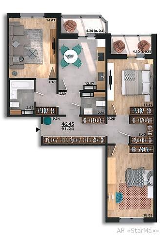 Продам квартиру Киев, Тираспольская ул.