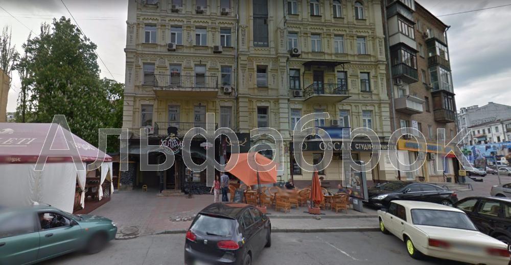 Сдам офисное помещение Киев, Руставели Шота ул.
