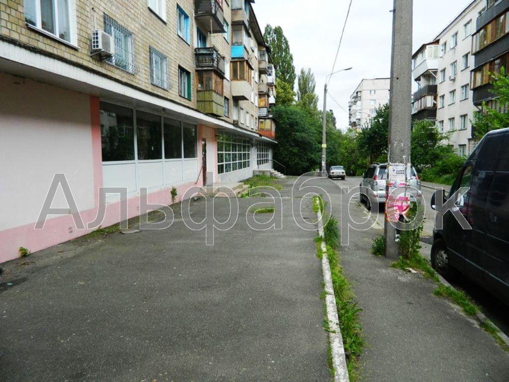 Продам торговое помещение Киев, Новгородская ул.
