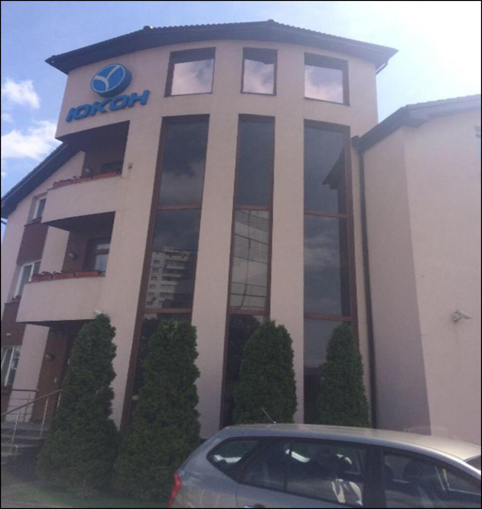 Продам офисное здание Киев, Полевая ул.