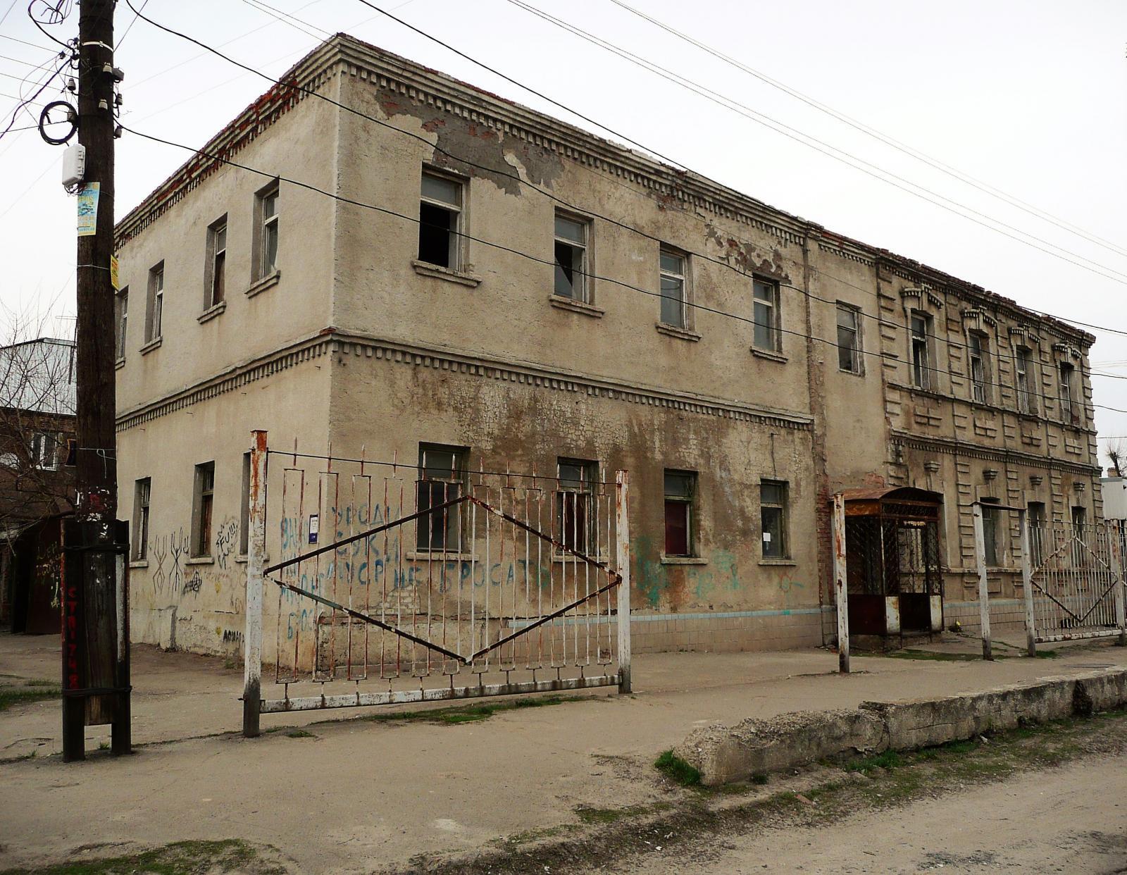 Продам нежилую недвижимость Харьков, Владимирская ул.
