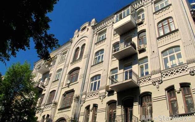 Продам офис в многоквартирном доме Киев, Липский пер. 5