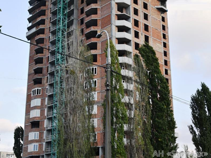 Продам квартиру несданный новострой Киев, Каунасская ул. 2