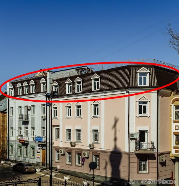 Фото - Продам офисное помещение Киев, Кияновский пер.