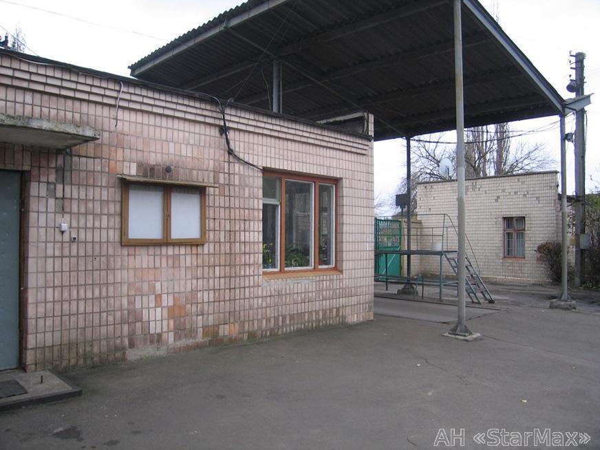 Продам промышленный комплекс Киев, Оросительная ул.