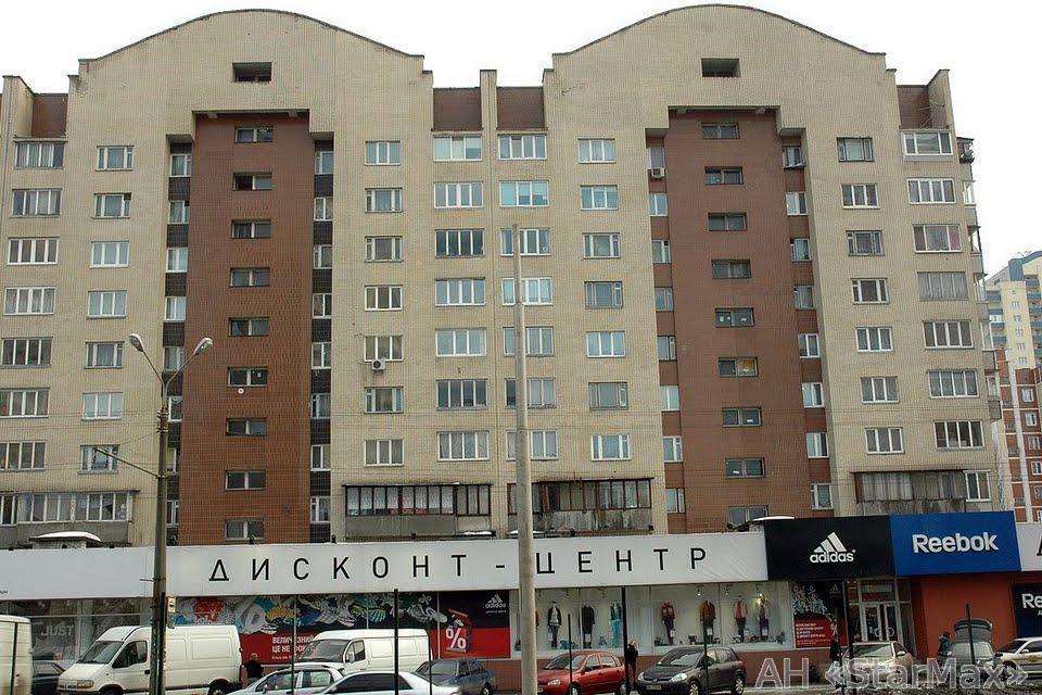 Фото - Продам квартиру Киев, Борщаговская ул.