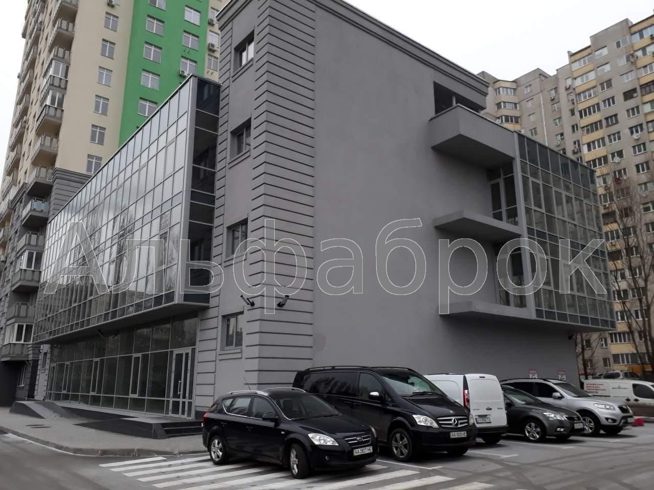 Продам офисное здание Киев, Якуба Коласа ул.