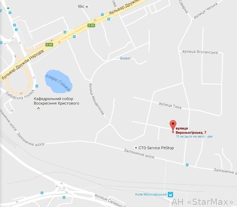 Продам офисное помещение Киев, Верхнегорская ул. 3