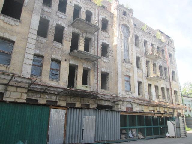 Продам офисное здание Киев, Контрактовая пл.
