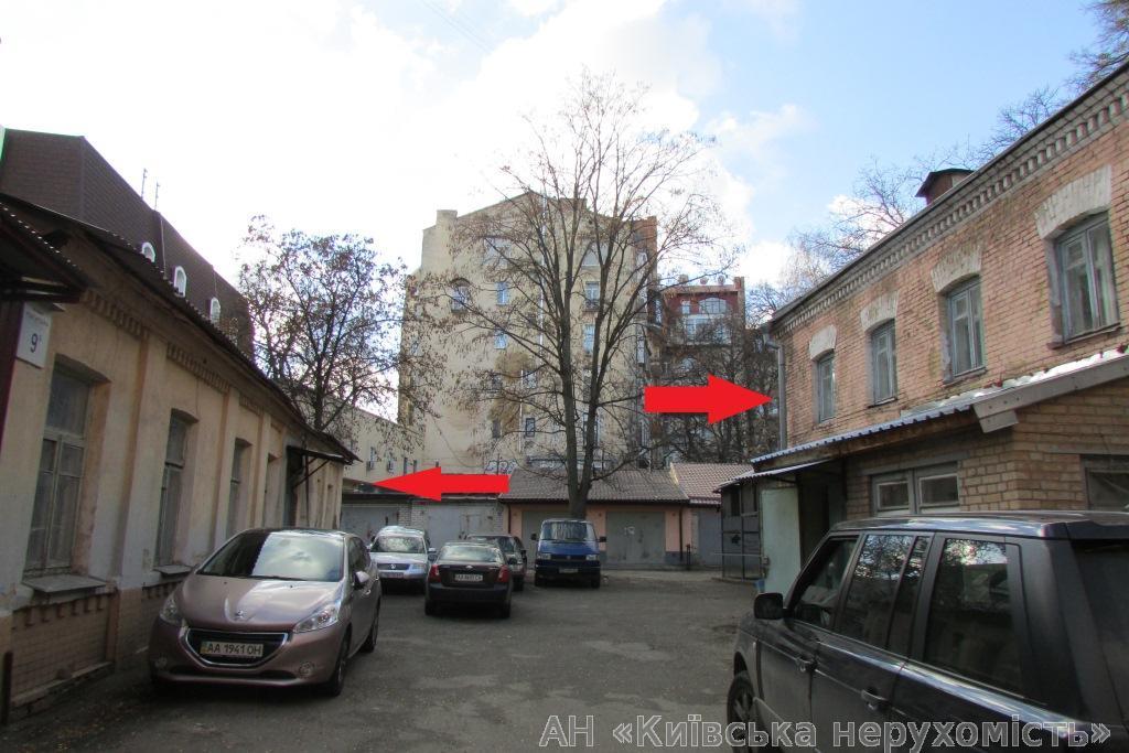 Продам офисное здание Киев, Рейтарская ул. 5