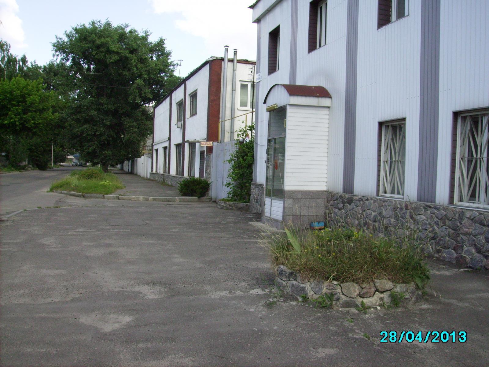 Продам офисное здание Харьков, Георгиевская ул.