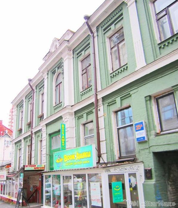 Сдам офис в многоквартирном доме Киев, Дмитриевская ул.