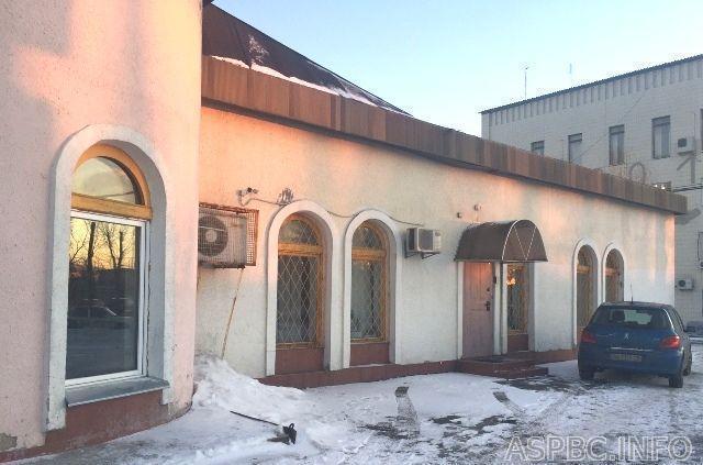 Продам отдельно стоящий офис Киев, Воздухофлотский пр-т
