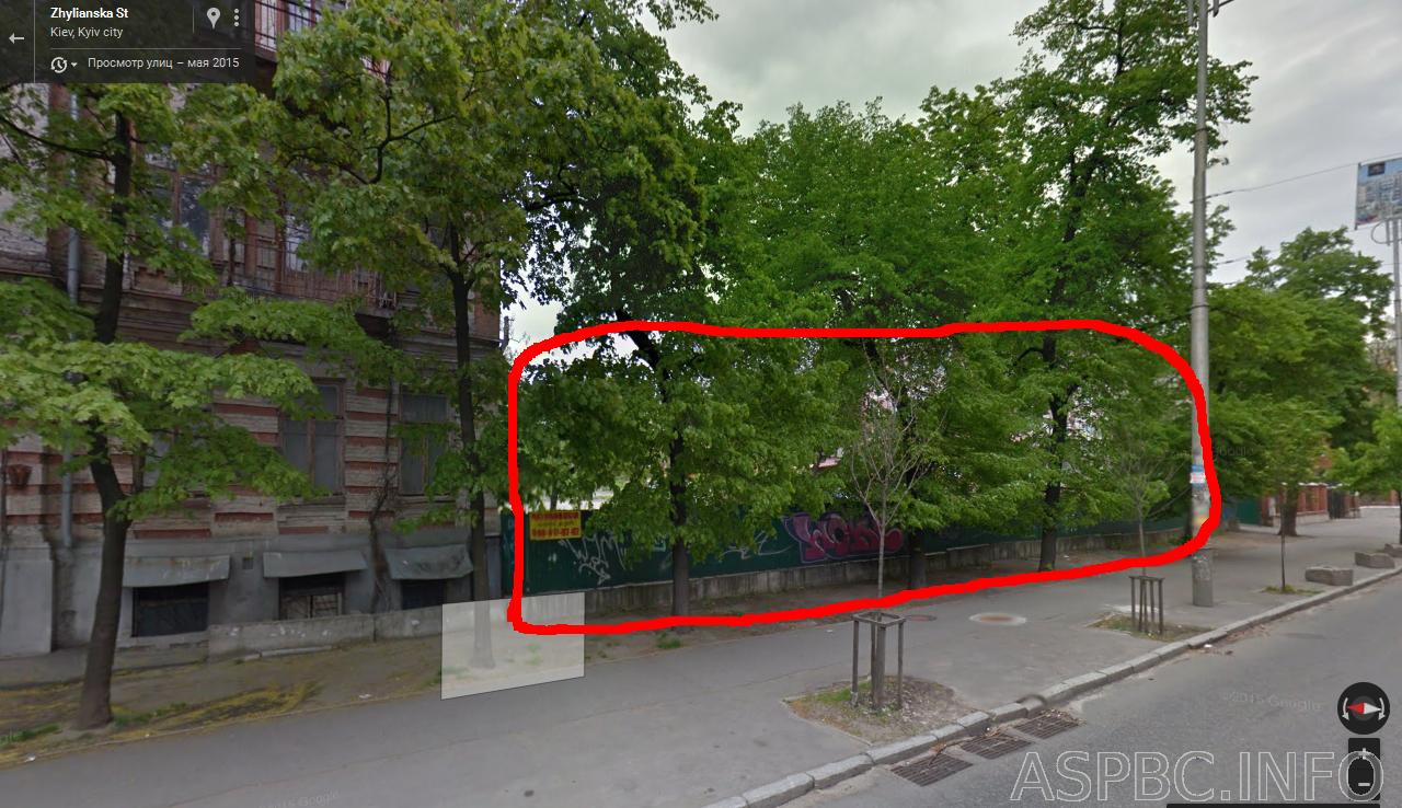 Фото 4 - Продам участок под застройку жилой недвижимости Киев, Жилянская ул.