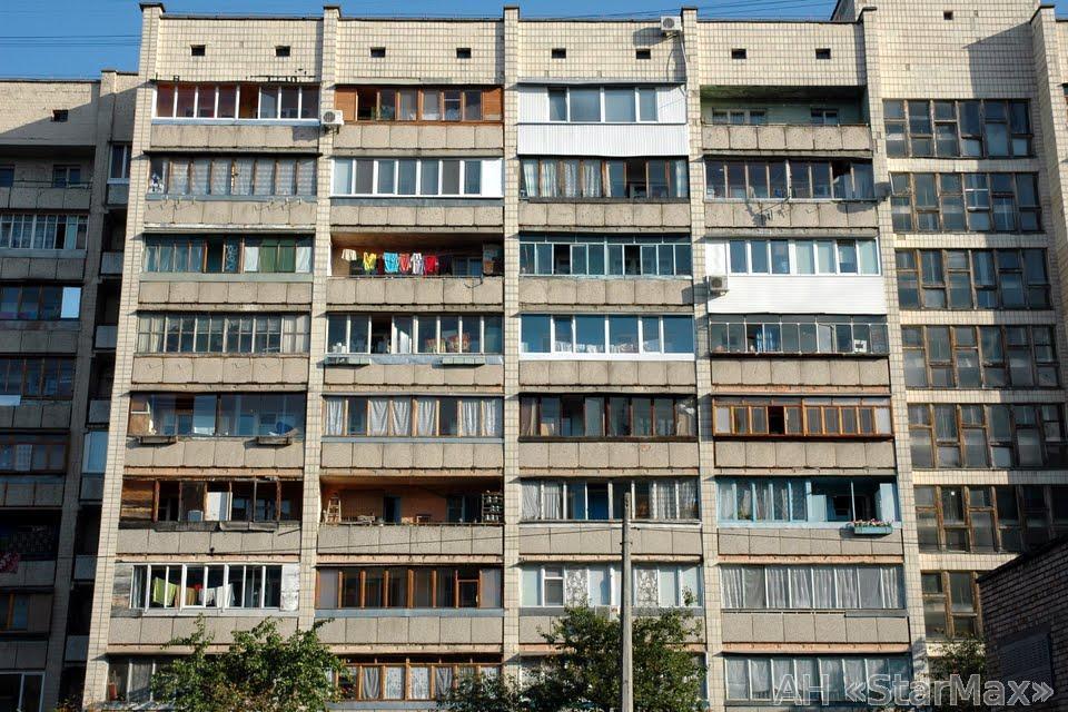 Продам квартиру Киев, Рокоссовского Маршала пр-т 4